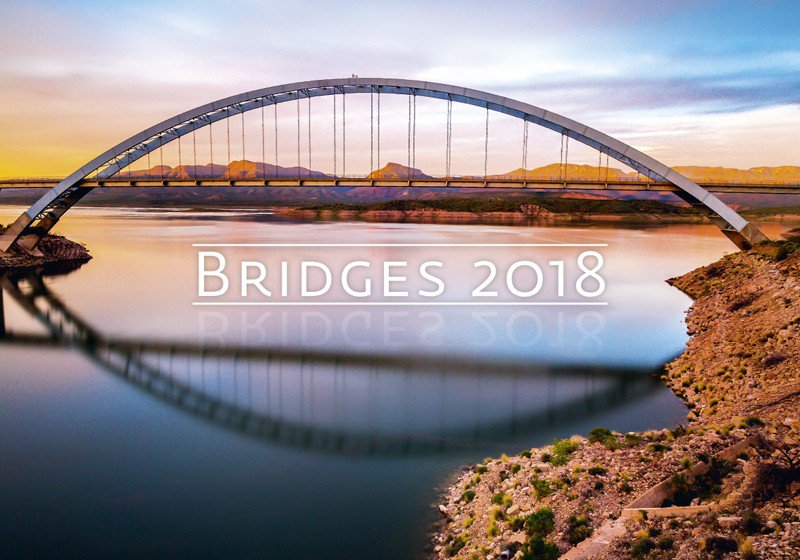 Wall calendars 2018 - Bridges